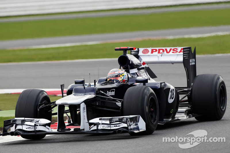 Williams aim to get both cars in the points at Hockenheimring