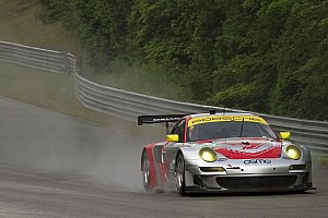 Flying Lizards Motorsport explains stall-test failure at Mosport