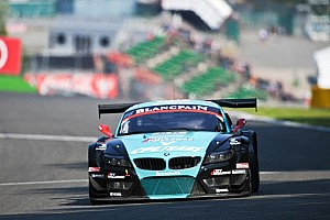 BMW strikes first blow as night fever grips Spa