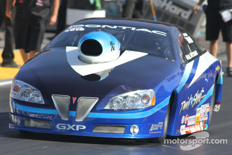 2012 NHRA Mopar Mile-High Nationals - Paul Pittman Crash Video