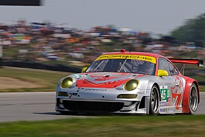 Mid-Ohio starts second half of Lizard's 2012 ALMS Season
