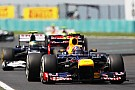 Red Bull controversies 'boring tactic' - Webber