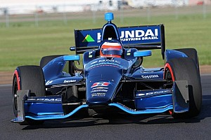 IndyCar Breaking news Barrichello leaving KV Racing at end of 2012 campaign