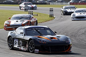 GT Race report Walkinshaw scores strong sixth at Snetterton