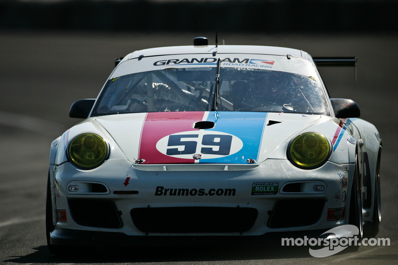 Brumos scores 2nd consecutive podium in action-packed Watkins Glen race