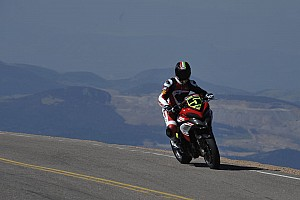 Hillclimb Race report Ducati and Dunne win third-consecutive Pikes Peak event