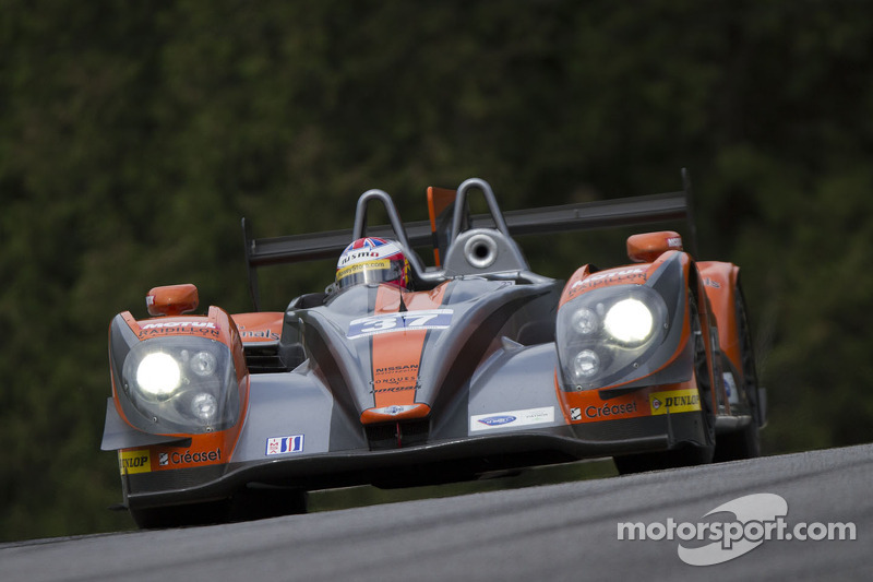 Conquest Endurance takes P2 class pole at Road America