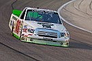 Ross Chastain just short on gas at Michigan