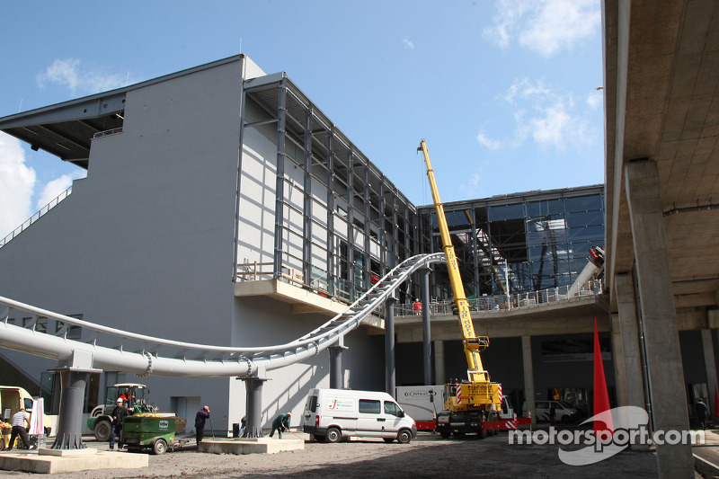 Nurburgring eyes 'long' grand prix contract