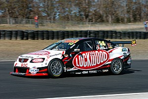 Supercars Race report Lockwood Racing's Coulthard 'feels' his way to sixth