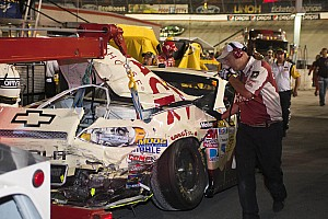 NASCAR Sprint Cup Race report Disappointing blow for Newman at Bristol