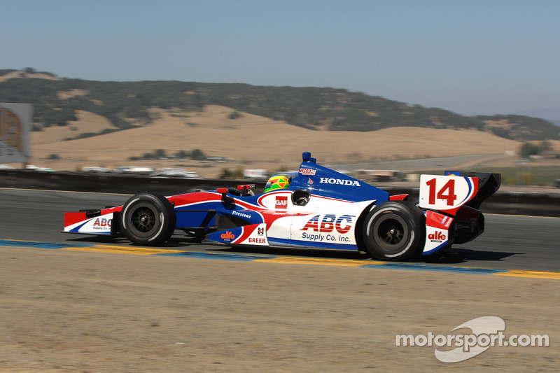 Tough race weekend for Mike Conway in incident-filled Sonoma race