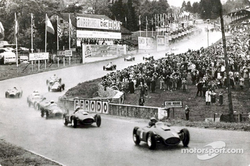 2012 FORMULA 1™ Shell Belgian Grand Prix - Preview & fast facts