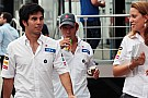 Likely Perez, backer Slim, to stay at Sauber