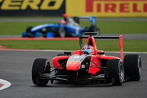 GP3 Practice report Ellinas fastest in wet practice at Spa