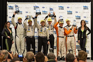 ALMS Race report Scott Tucker, Level 5 dominate Baltimore Sports Car Challenge with 1, 2 finish
