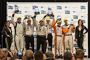 Scott Tucker, Level 5 dominate Baltimore Sports Car Challenge with 1, 2 finish