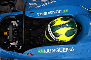 Junqueira finishes 19th in action-packed Grand Prix of Baltimore