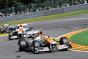 Formula 1 Preview Sahara Force India looks forward to the Italian Grand Prix in Monza