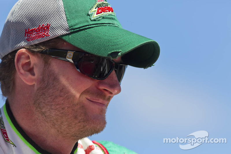Earnhardt Jr. on Richmond: We can just enjoy the race and have fun