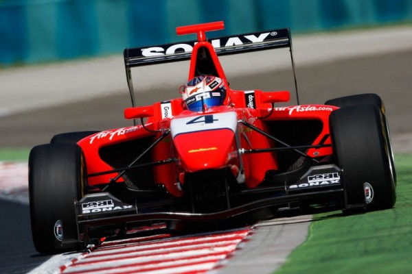 Evans one step nearer to title with Monza pole