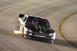 Toyota drivers led by Kurt Busch at Richmond
