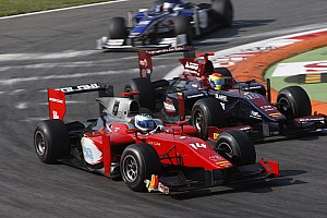 GP2 Race report Monza - A contact strips Fillippi and Coloni of a possible win on race 2