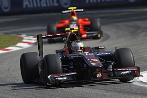 GP2 Race report Great races for Venezuela GP Lazarus in Monza