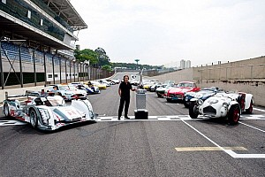 Old meets new at Interlagos