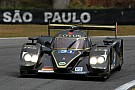 Lotus was in action at the first day at the 6 Hours of Sao Paulo