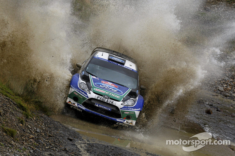 Latvala stretches lead as Ford retains first and second in Wales
