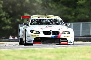 ALMS Race report BMW Team RLL Finish 4th and 9th at Virginia International Raceway