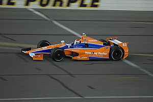 IndyCar Race report CGR's Kimball scores sixth top-10 sinish of season at Fontana