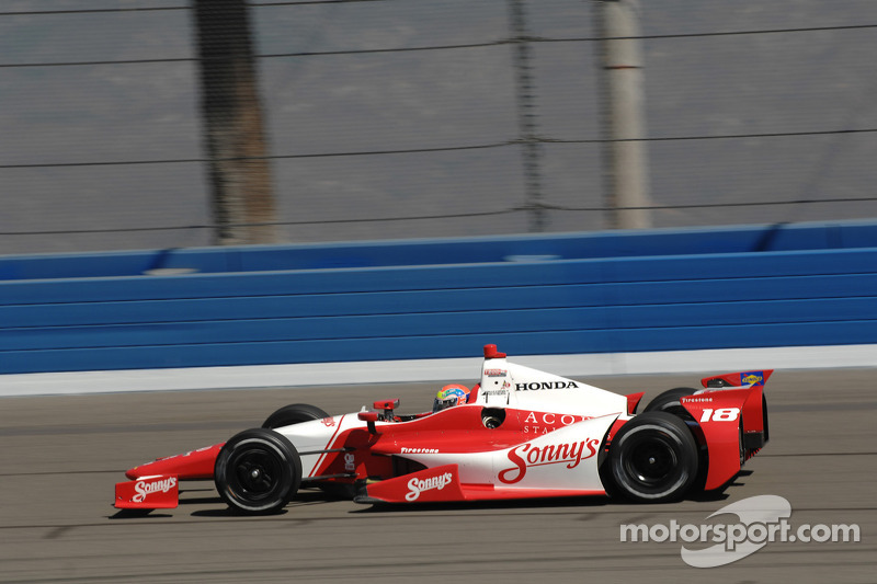 Wilson taken out during strong run in Fontana