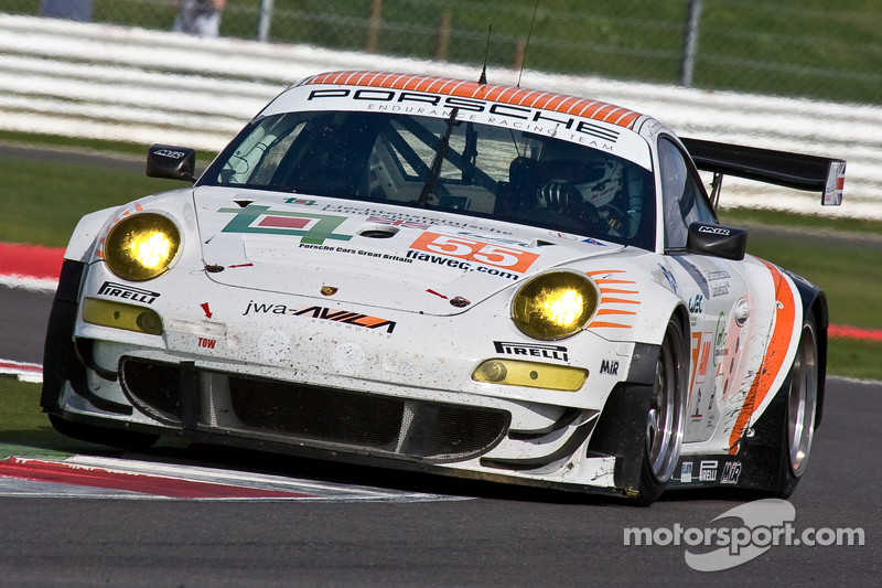 Joel Camathias finished 4th in GT2/GTE-Am class at Sao Paulo