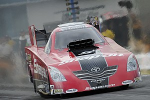 Two-time Funny Car champ Pedregon ready to make a move at Texas Motorplex