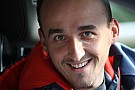 Pirelli eyes Kubica as next F1 test driver