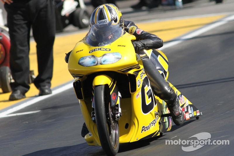 Suzuki rider Stoffer having no problem dealing with Dallas heat