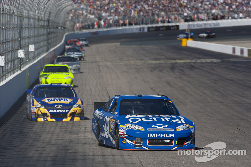 Newman can smile after 10th-Place finish at New Hampshire
