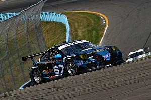 Fall-Line Motorsports all out for Sports Car Challenge season finale at Lime Rock