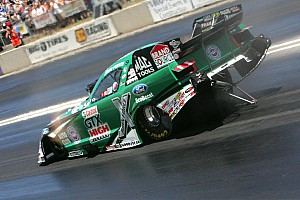 John Force Racing Saturday St. Louis qualifying summary