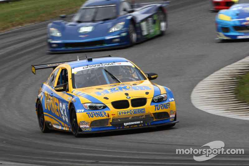 Busy and fun weekend at Lime Rock Park for Marsal to close out 2012