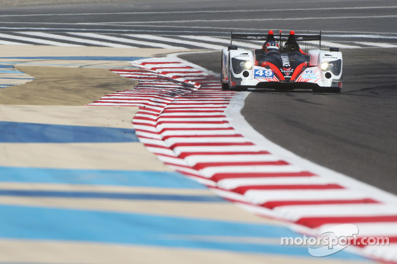 Pecom Racing wins in the FIA WEC at Sakhir