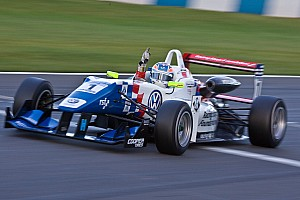 BF3 Race report Volkswagen driver Jack Harvey is British Formula 3 Champion
