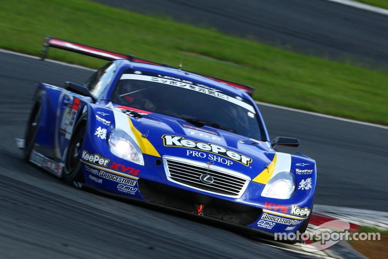 A tough race for Andrea Caldarelli at Autopolis