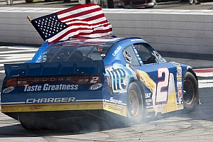 Dodge would like to make it a sweep at Talladega in 2012