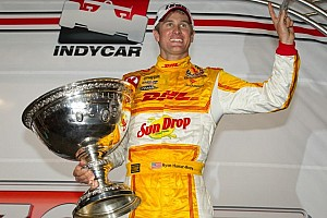 IndyCar Breaking news Champion Hunter-Reay to compete at 2012 ROC in Bangkok
