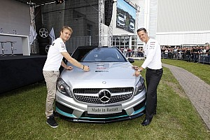 Formula 1 Breaking news Mercedes offers Schumacher new non-racing job