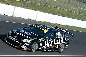 Supercars Qualifying report Upbeat Bathurst qualifying for Jack Daniel's Racing