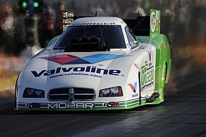 NHRA Qualifying report Beckman sets track record; Lucas, Gaines and Krawiec leaders Friday at Reading